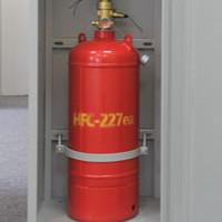 单瓶组柜式七氟丙烷灭火装置