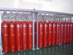 高压二氧化碳灭火系统应